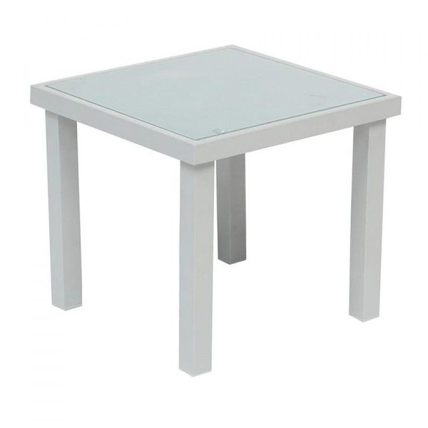 Table d'appoint Piazza - Silver
