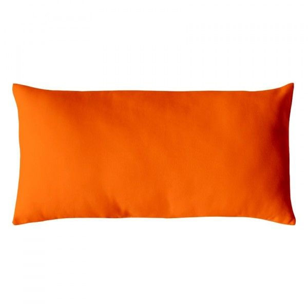 Coussin rectangulaire Etna Orange