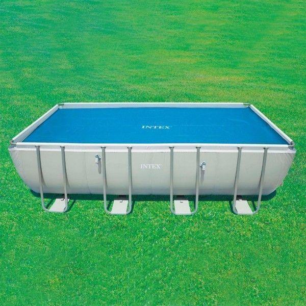 b che bulles pour piscine rectangulaire l7 32 x l3 66 m. Black Bedroom Furniture Sets. Home Design Ideas