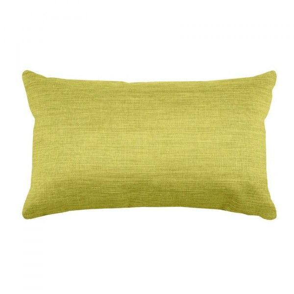 coussin rectangulaire b a vert anis coussin et housse de coussin eminza. Black Bedroom Furniture Sets. Home Design Ideas