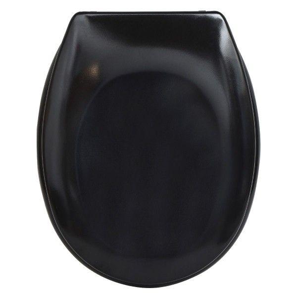 Toilettes wc abattant wc porte papier toilette brosse - Montage abattant wc avec frein de chute ...