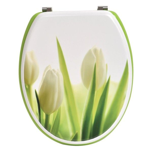 Abattant WC Tulipes