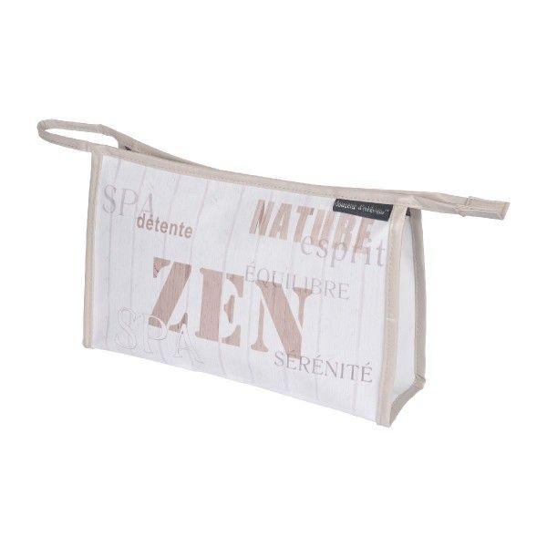 Trousse de toilette Zen Wood