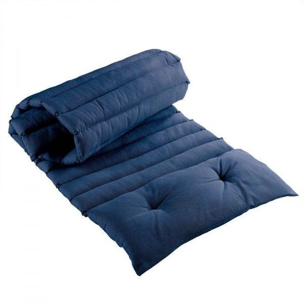 coussin bain de soleil pacifique indigo coussin et matelas pour mobilier eminza. Black Bedroom Furniture Sets. Home Design Ideas