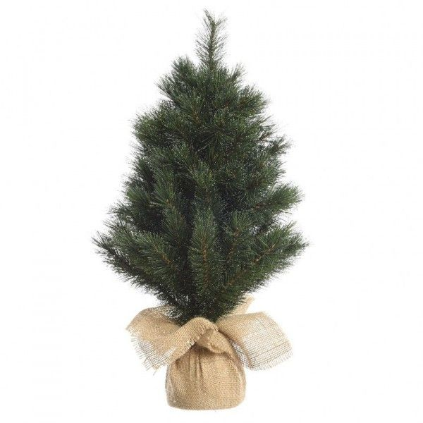 Sapin artificiel de table Norway H60 cm Vert