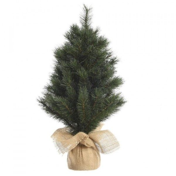 Sapin artificiel de table Norway H75 cm Vert