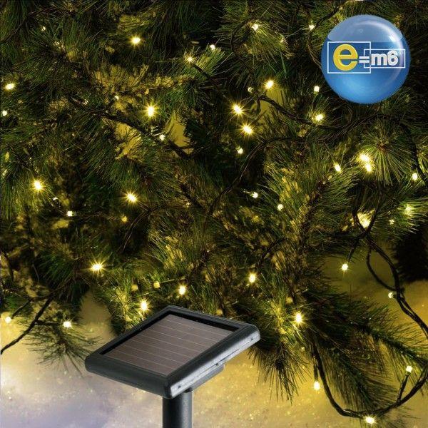guirlande lumineuse solaire decoration lumineuse eminza. Black Bedroom Furniture Sets. Home Design Ideas