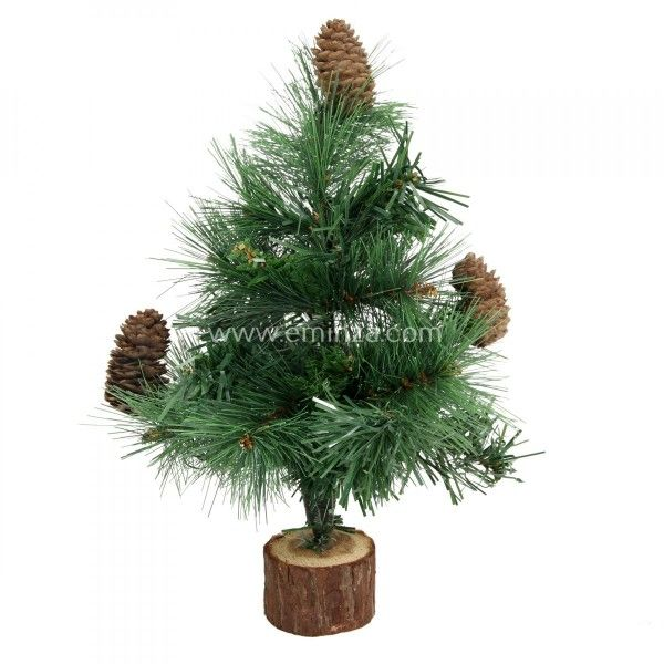Sapin artificiel de table Royal Majestic H50 cm Vert