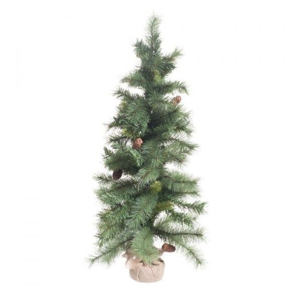 Sapin artificiel de table Royal Majestic H70 cm Vert