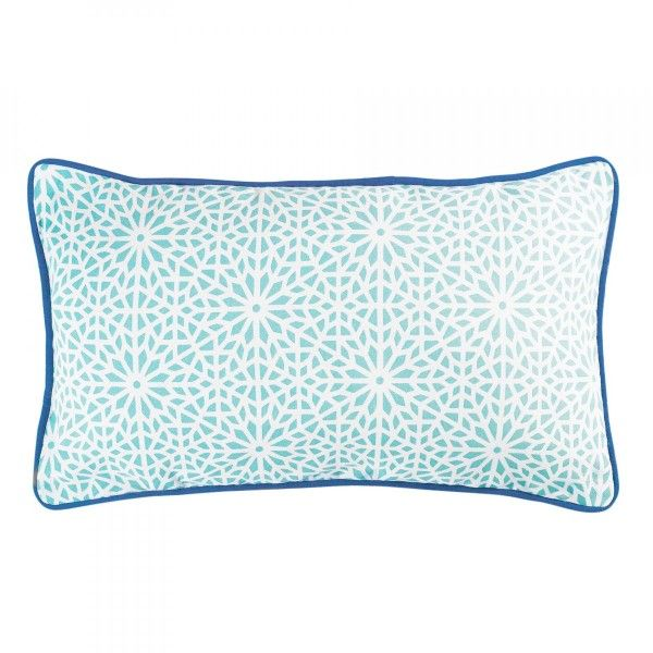 Coussin rectangulaire Tunis Vert menthe
