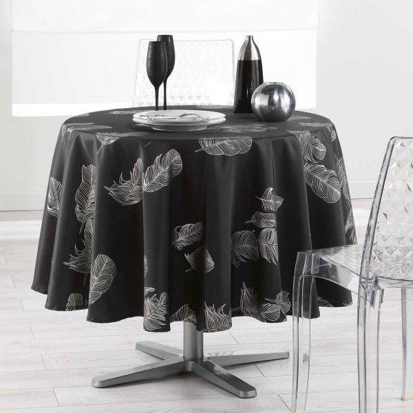 linge de table gris eminza. Black Bedroom Furniture Sets. Home Design Ideas