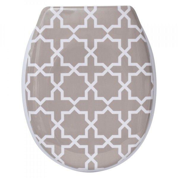 toilettes wc abattant wc porte papier toilette brosse wc eminza. Black Bedroom Furniture Sets. Home Design Ideas