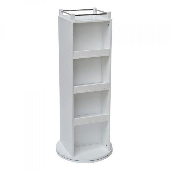 colonne blanc meuble eminza. Black Bedroom Furniture Sets. Home Design Ideas