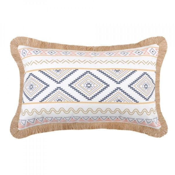 Coussin rectangulaire Orylia Multicouleur