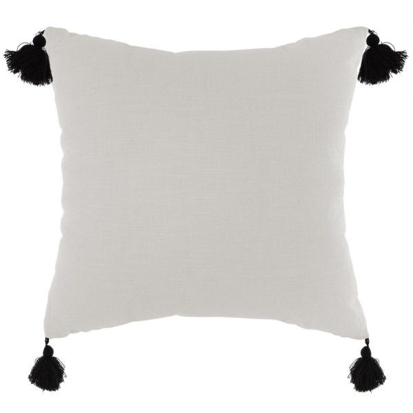 Coussin (45 cm) Nomade Ivoire