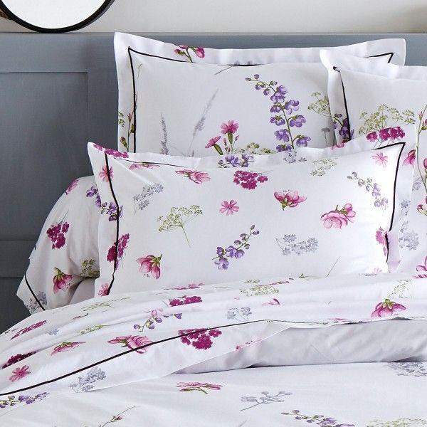 taie de traversin coton sup rieur l200 cm pretty blanc taie d 39 oreiller traversin eminza. Black Bedroom Furniture Sets. Home Design Ideas