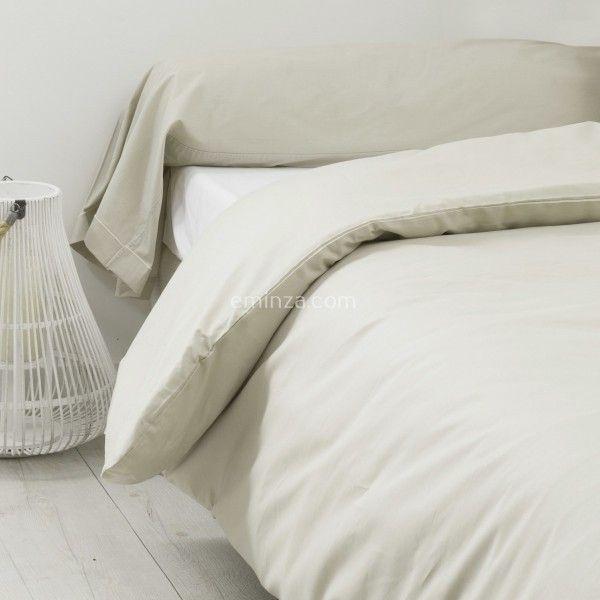 taie de traversin coton sup rieur l 200 cm f licie lin seigle linge de lit eminza. Black Bedroom Furniture Sets. Home Design Ideas