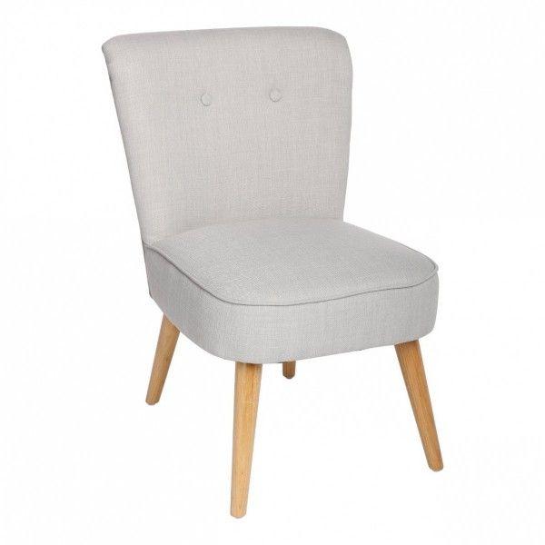 lot de 2 fauteuils tomaz gris clair canap et fauteuil eminza. Black Bedroom Furniture Sets. Home Design Ideas