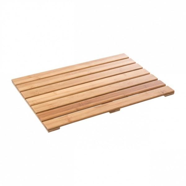 tapis de bain caillebotis nadine bambou tapis eminza. Black Bedroom Furniture Sets. Home Design Ideas