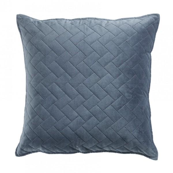 housse de coussin 40 cm bellanda bleu d co textile. Black Bedroom Furniture Sets. Home Design Ideas