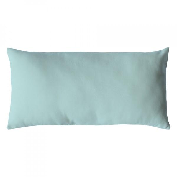 coussin rectangulaire etna vert d 39 eau d co textile eminza. Black Bedroom Furniture Sets. Home Design Ideas