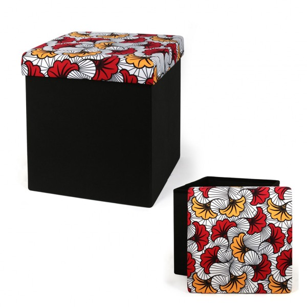 images/product/600/069/8/069821/coffre-pouf-pliable-wax-rouge-38x38-cm-m4_69821_1