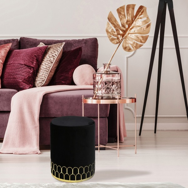 images/product/600/072/2/072256/pouf-velours-liseret-metal-noir-m1_72256