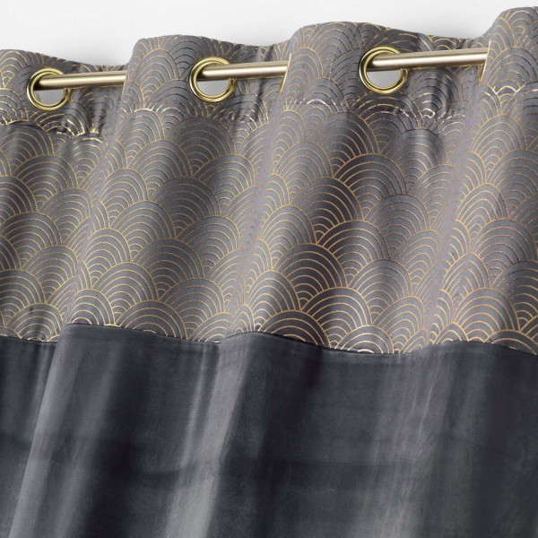 images/product/600/073/1/073158/rideau-a-oeillets-140-x-240-cm-velours-top-imprime-or-duchesse-anthracite_73158_1