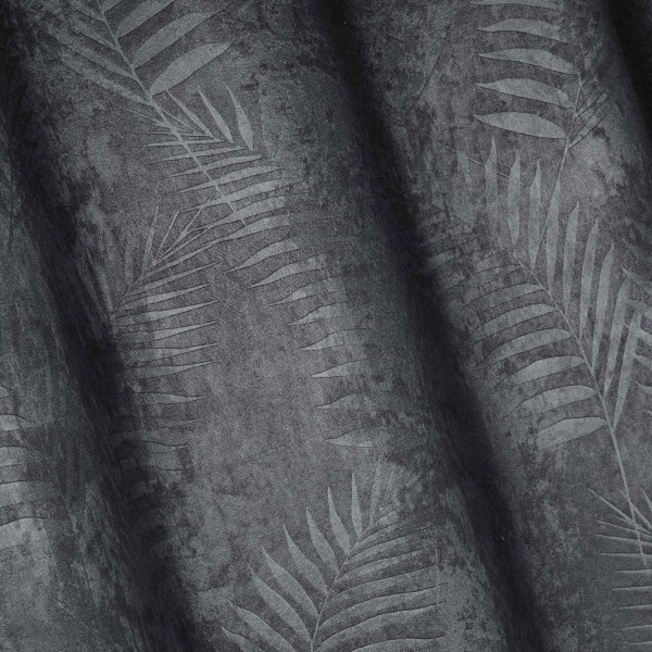 images/product/600/073/1/073170/rideau-a-oeillets-140-x-240-cm-occultant-velours-frappe-tropicaline-anthracite_73170_1