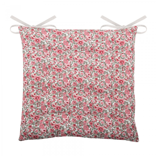 Coussin de chaise Coventry Rouge