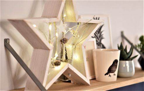 Illuminez votre intérieur avec nos décorations lumineuses