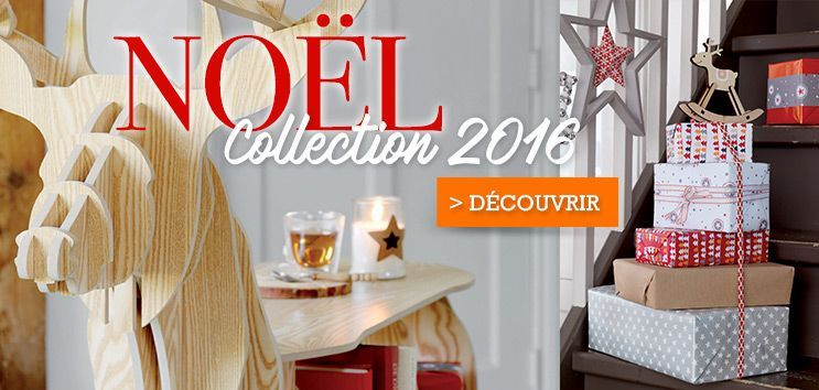 Noël collection 2016