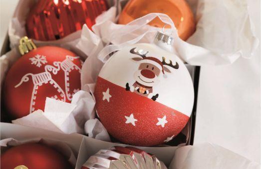Boule de Noël Déco : En verre ou incassable votre sapin va adorer!