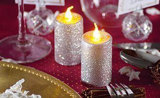 Illuminez votre table de fêtes !