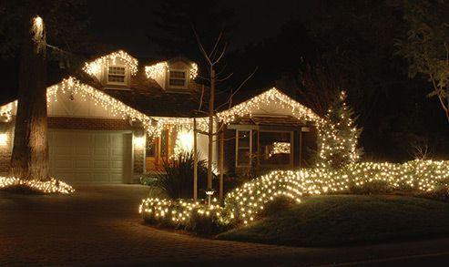 Illuminez chez vous à l'intérieur et à l'extérieur