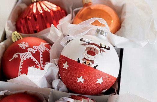 Toute la déco de sapin en soldes : complétez vos décorations de Noël