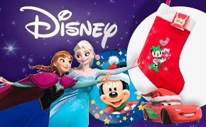 Une d�co de No�l Disney