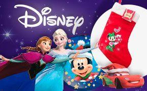 Une déco de Noël Disney