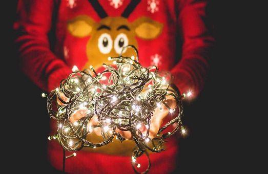 Guirlande lumineuse : collection 2017