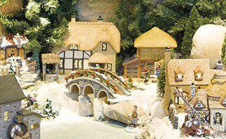 Créez votre propre village lumineux