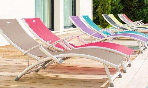 Bain de soleil et hamac : une petite sieste au soleil !