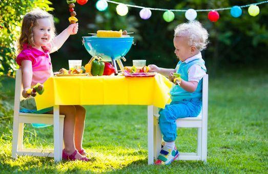 Mobilier de jardin : Les enfants aussi ont leur espace !