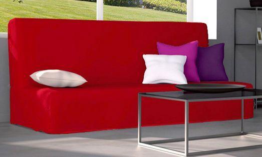SOLDES housse de canapé, clic-clac et chaise