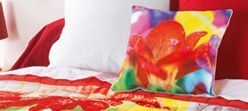 Coussin style floral