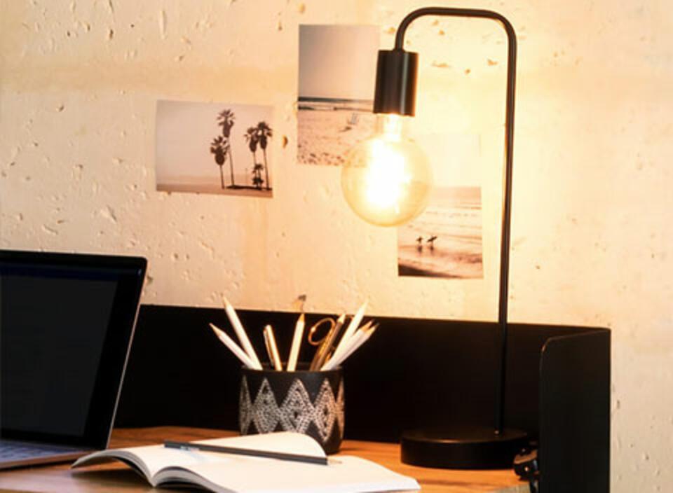 lampara de escritorio tendencia