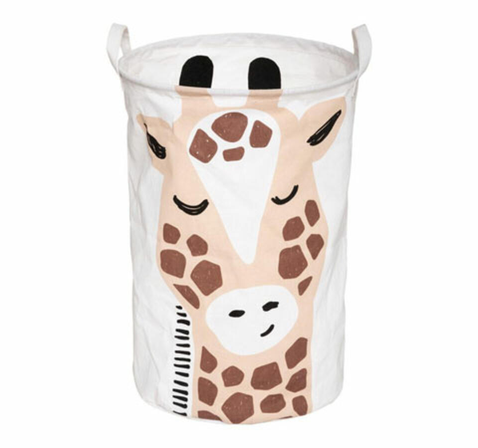 cesta para ordenar bebé selva
