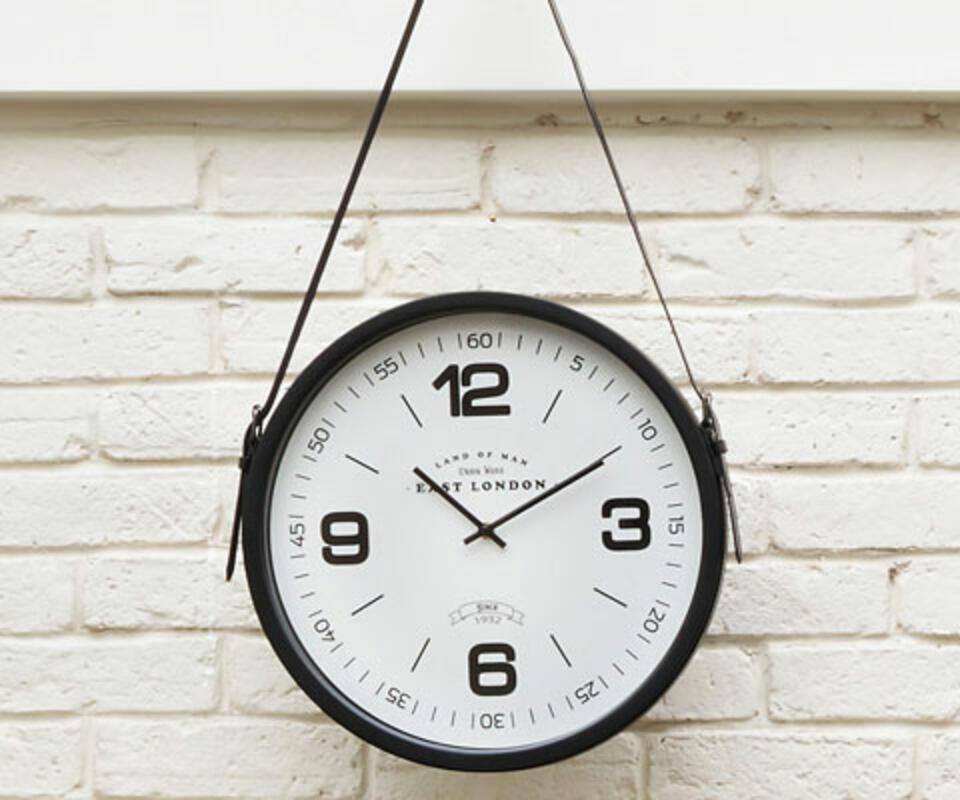 Reloj de metal