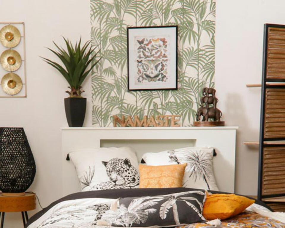 tapisserie tropicale