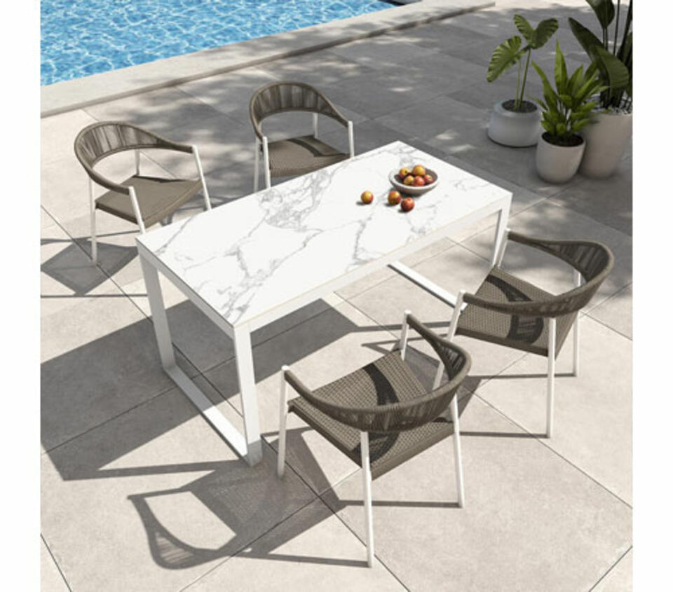tavolo da giardino Made In Spagna