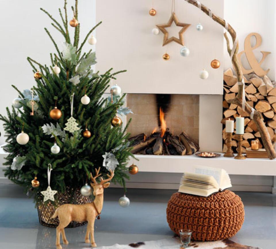 árbol de navidad a la moda
